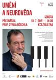 Přednáška Prof. Cyrila Höschla, Umění a (neuro)věda