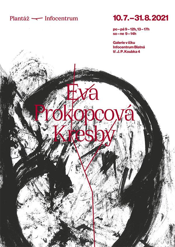 Eva Prokopcová: Kresby