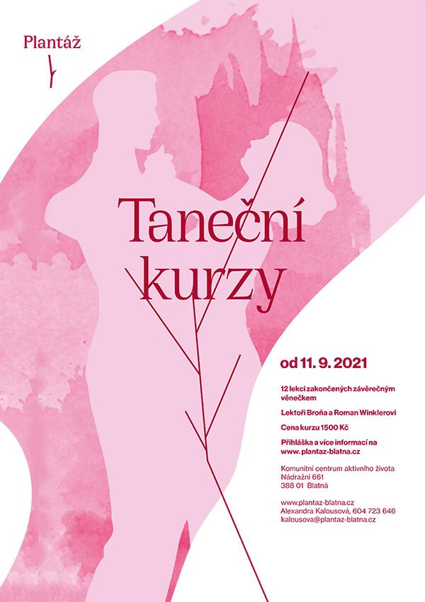 Taneční kurzy 2021